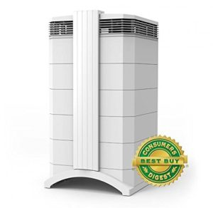 Best air purifier for pets IQAIR'S HealthPro Plus Air Purifier